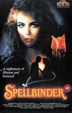 Spellbinder (film) The Horror Nation Spellbinder Retro Review