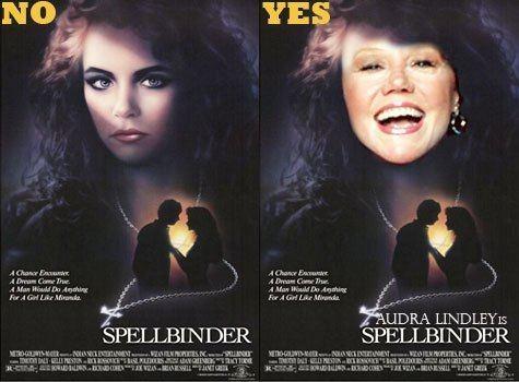 Spellbinder (film) Spellbinder 1988