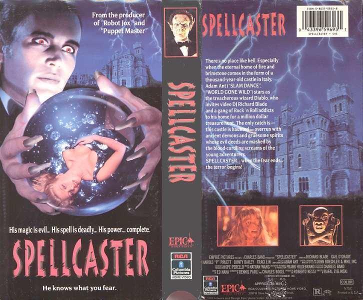 Spellcaster (film) Spellcaster 1988