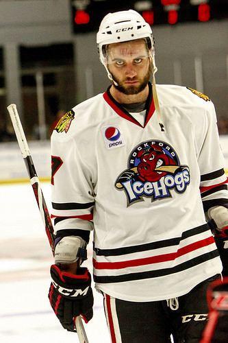 Spencer Abbott (ice hockey) Blackhawks trade Brennan to Toronto for Spencer Abbott