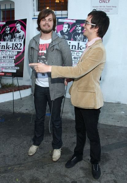Spencer Smith (musician) Brendon Urie and Spencer Smith Photos blink182 Summer