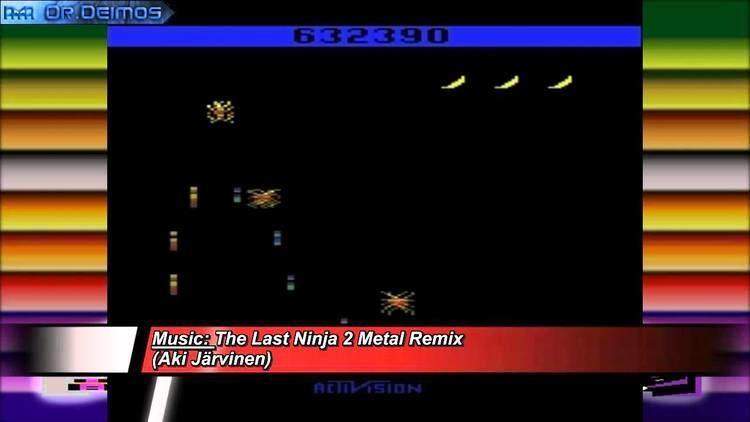 Spider Fighter Longplay Spider Fighter Atari 2600 MAXIMUM SCORE YouTube