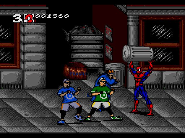 Spider-Man and Venom: Maximum Carnage SpiderMan and Venom Maximum Carnage Screenshots GameFabrique