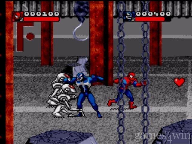 Spider-Man and Venom: Maximum Carnage SpiderMan and Venom Maximum Carnage Download