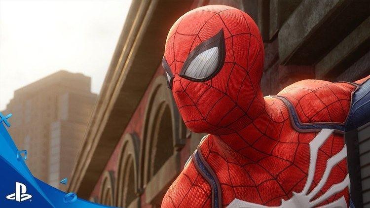 Spider-Man SpiderMan E3 2016 Trailer PS4 YouTube