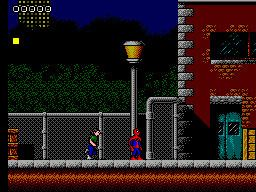 Spider-Man: Return of the Sinister Six SpiderMan Return of the Sinister Six Europe ROM lt SMS ROMs