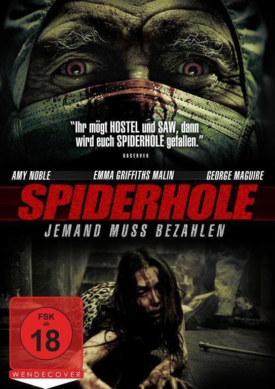Spiderhole (film) Spiderhole HORRORPEDIA