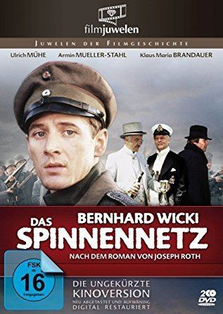 Spider's Web (film) Das Spinnennetz 2 DVDs Filmjuwelen Amazonde Armin Mueller
