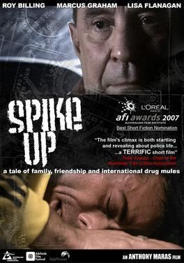 Spike Up movie poster