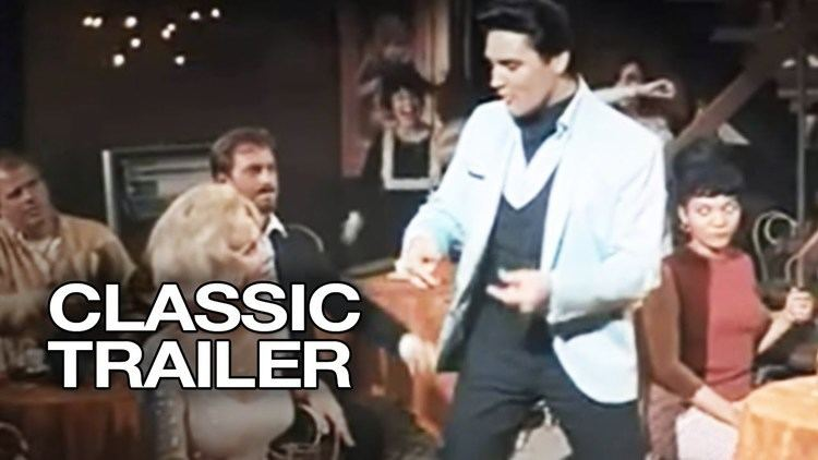 Spinout Spinout Official Trailer 1 Elvis Presley Movie 1966 HD YouTube