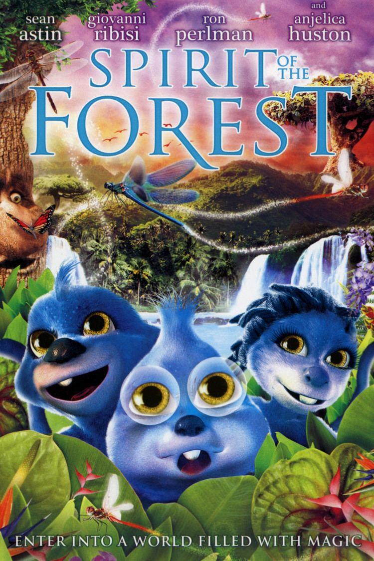 Spirit of the Forest (film) wwwgstaticcomtvthumbdvdboxart3540069p354006