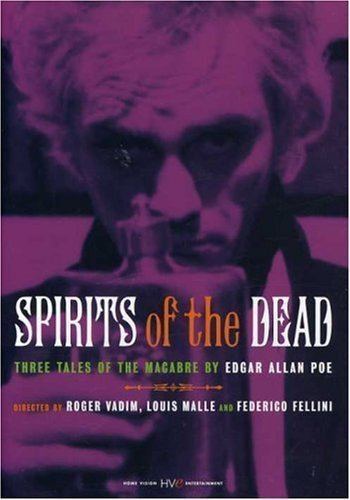 Spirits of the Dead Amazoncom Spirits of the Dead Jane Fonda Brigitte Bardot Alain