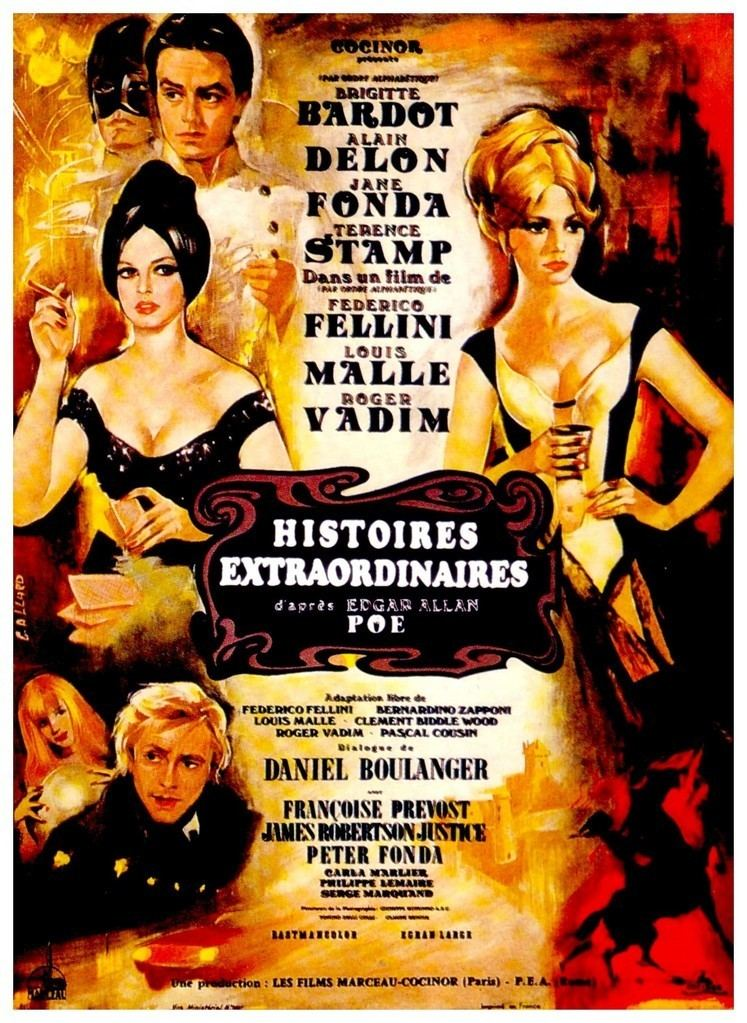 Spirits of the Dead Spirits of the Dead 1968 uniFrance Films