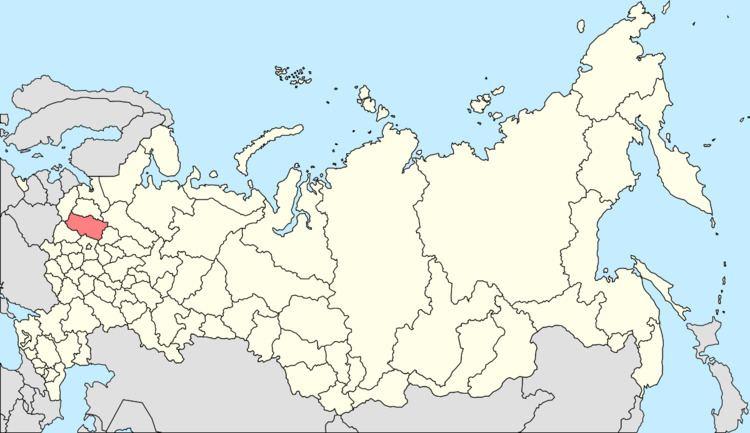 Spirovo, Spirovsky District, Tver Oblast