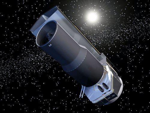Spitzer Space Telescope Spitzer Space Telescope NASA