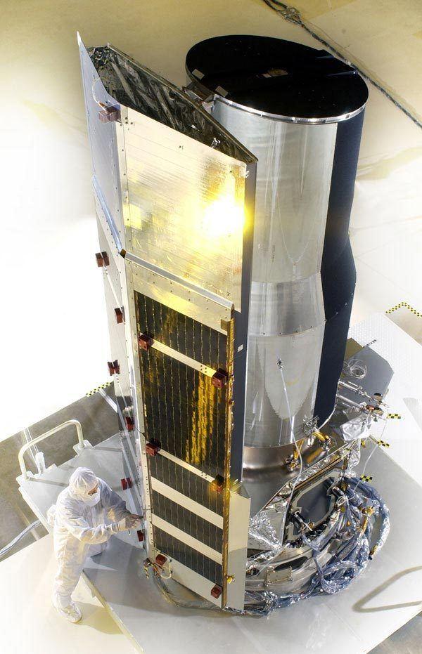 Spitzer Space Telescope NASA JPL Spitzer Space Telescope