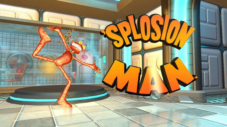 'Splosion Man Splosion Man screenshots images and pictures Giant Bomb