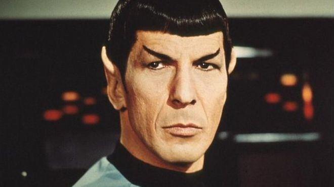 Spock Leonard Nimoy Star Trek39s Mr Spock dies at 83 BBC News