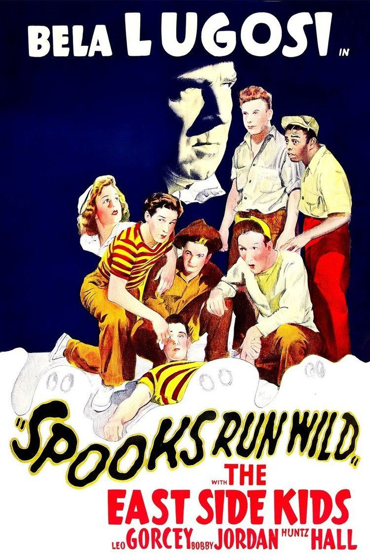Spooks Run Wild wwwgstaticcomtvthumbmovieposters38913p38913