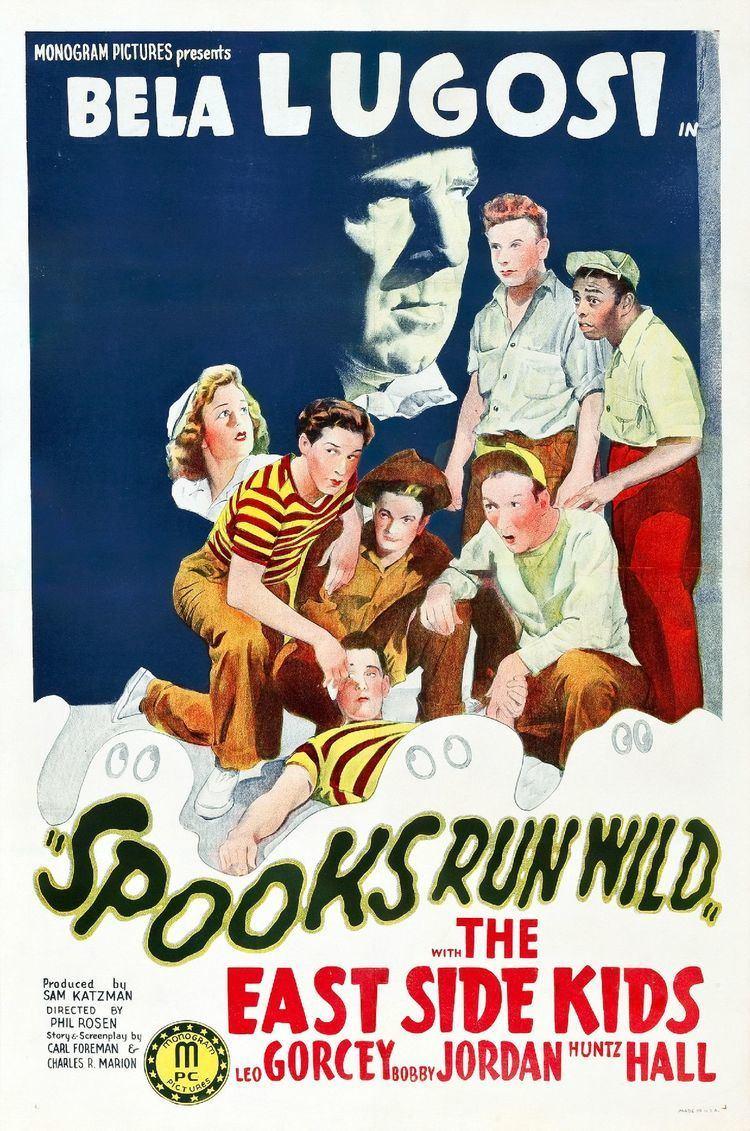 Spooks Run Wild Spooks Run Wild Wikipedia