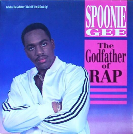 Spoonie Gee Spoonie Gee The Godfather Records LPs Vinyl and CDs