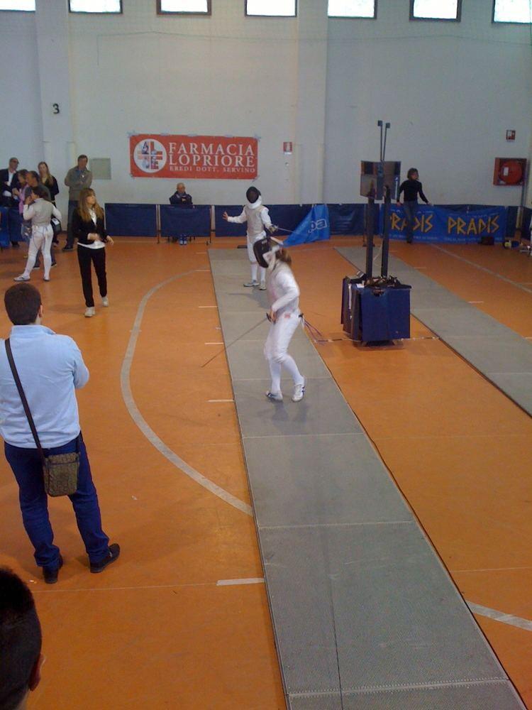 Sport minore Figli di uno sport minore Laura Castelletti