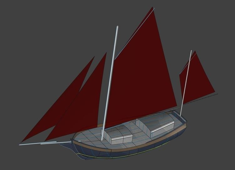 Spray (sailing vessel) 3839 SPRAY Making An Icon Suitable for Voyaging