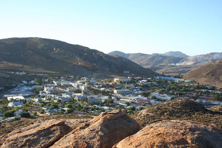 Springbok, Northern Cape in the past, History of Springbok, Northern Cape