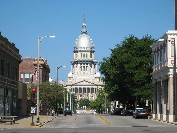 Springfield, Illinois Springfield Illinois Wikipedia