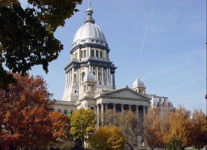 Springfield, Illinois in the past, History of Springfield, Illinois