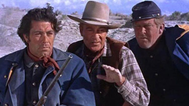 Springfield Rifle (film) Springfield Rifle 1952 MUBI