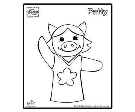 free coloring pages sharing | Sprout Sharing Show - Alchetron, The Free Social Encyclopedia