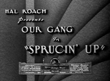 Sprucin Up movie poster