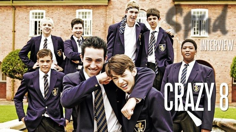Spud (film) Spud The Movie Crazy 8 Interview YouTube