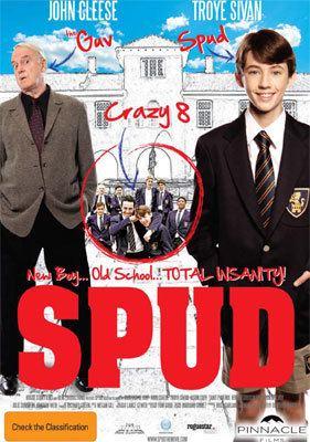 Spud (film) Africin