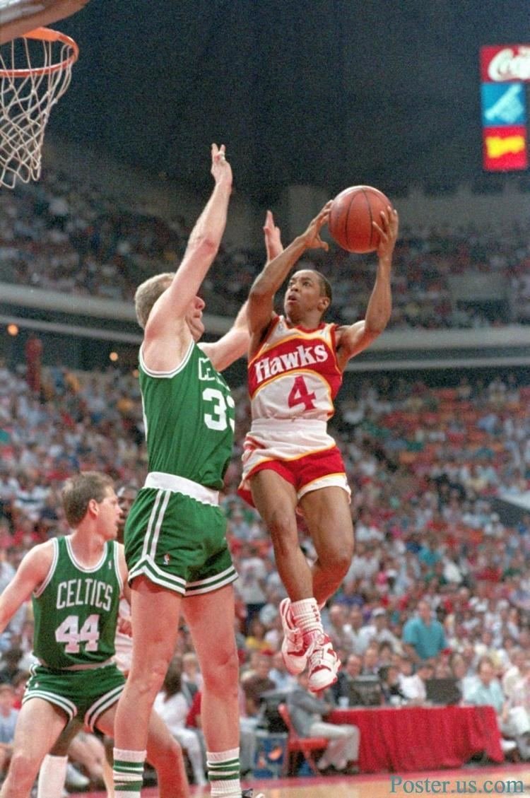 Spud Webb Spud Webb The Daily Dose