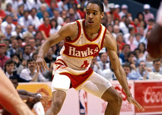 Spud Webb Slam Dunk of 1986 Spud Webb 34 Kiwis