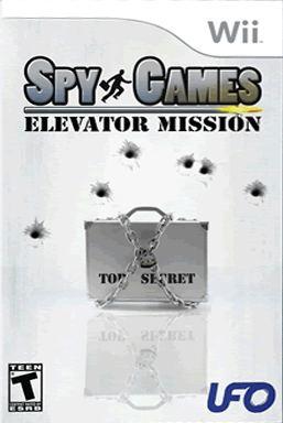 Spy Games: Elevator Mission httpsuploadwikimediaorgwikipediaen005Spy