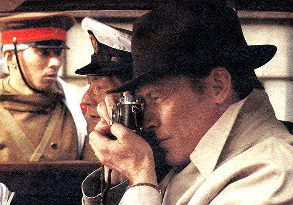 Spy Sorge Spy Sorge Iain Glen British Actor