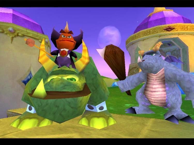 Spyro 2: Ripto's Rage! - Alchetron, the free social encyclopedia