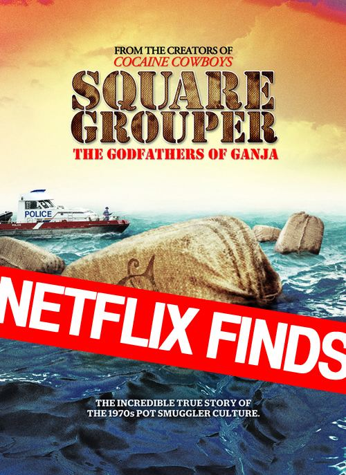 Square Grouper: The Godfathers of Ganja Netflix Finds Square Grouper The Airship