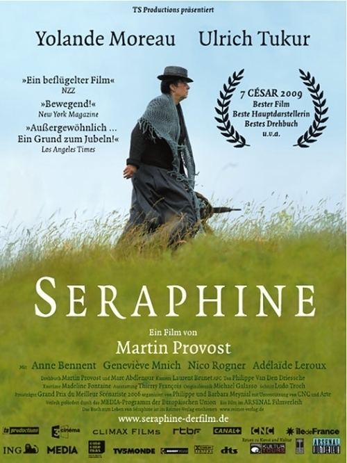 Séraphine (film) Sraphine 2008 uniFrance Films