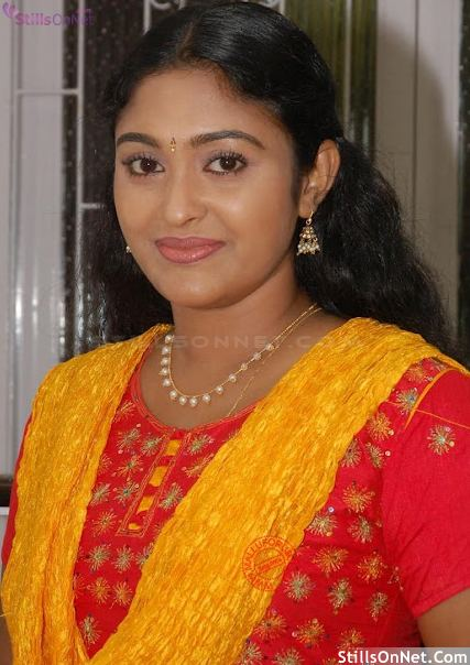 Sreeja Chandran Stills On Net Sreeja Chandranmeenakshi Photos Vijay Tv