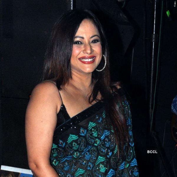 Sreelekha Mitra Sreelekha Mitra during a dance show Dil Deke Dekho at the
