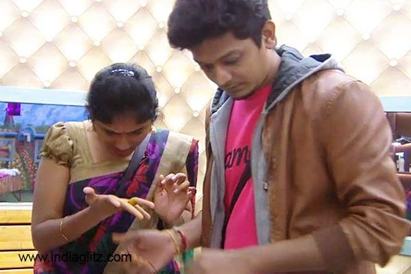 Sri (actor) Actor Sri Jallikattu Juliana Julie love rumor in facebook post