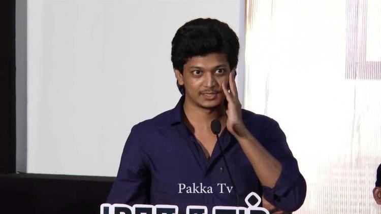 Sri (actor) Actor Sri Speech Maanagaram Press Meet YouTube