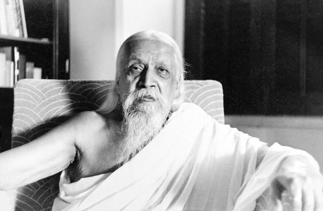 Sri Aurobindo Sri Aurobindo his vision made Auroville possible Auroville