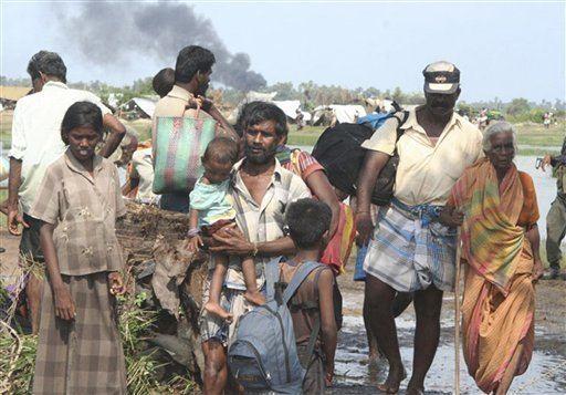 Sri Lankan Civil War Anil39s Ghost and the Sri Lankan Civil War Bombard the Headquarters