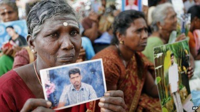 Sri Lankan Civil War Sri Lanka set to begin survey of civil war dead BBC News