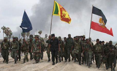 Sri Lankan Civil War Tamil Tigers Plan to Surrender Ending Sri Lanka39s 25Year War